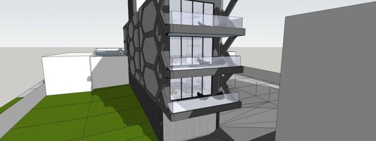 Surrey Hills Apartment Development