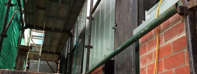 Camberwell Development - Commercial and Residential - Cladding