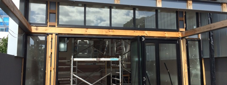 Camberwell Commercial and Residential Development – Balcony