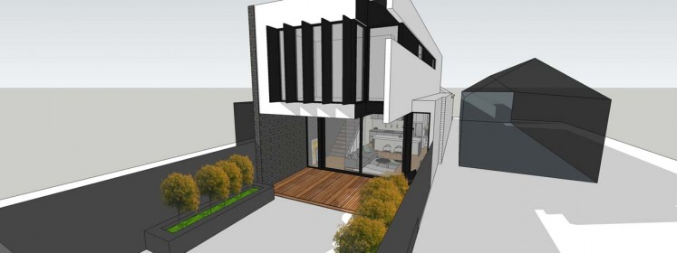 Hawthorn East Renovation project, designed by Melbourne Architect, DX Architects. DX Architects are based in Richmond, Melbourne, Victoria.