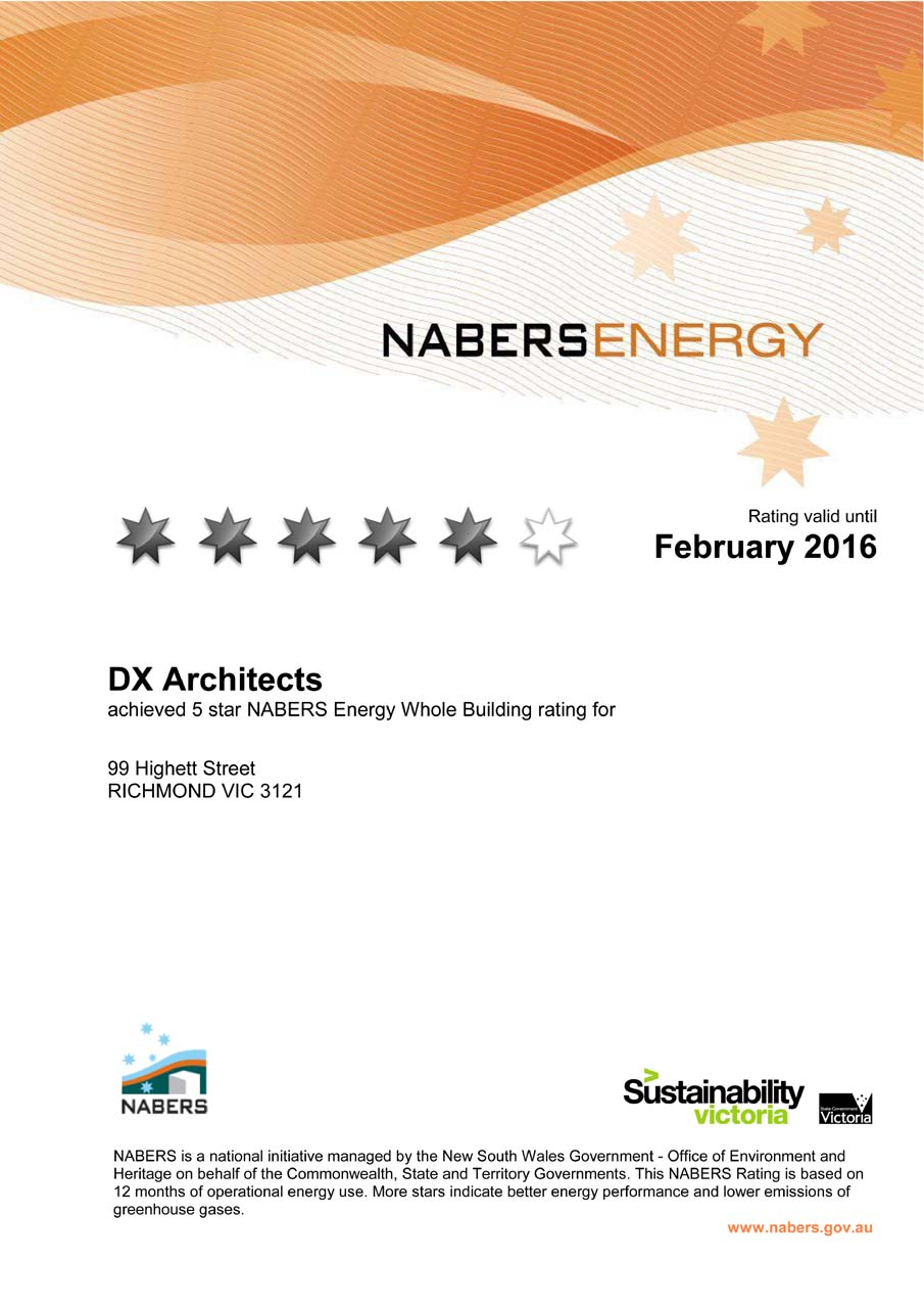 5 star nabers energy rating cityswitch green office 2015 for 5 star energy