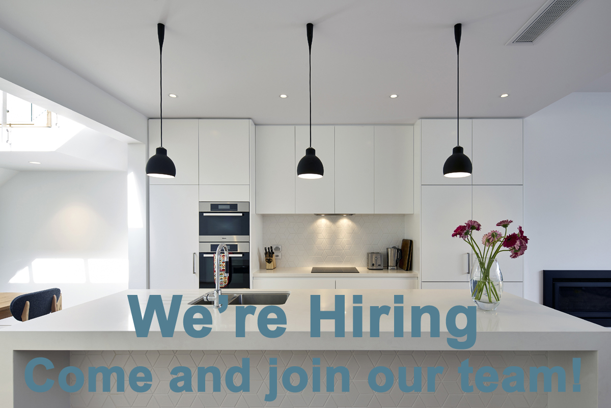 We\'re Hiring – Come and join our team!