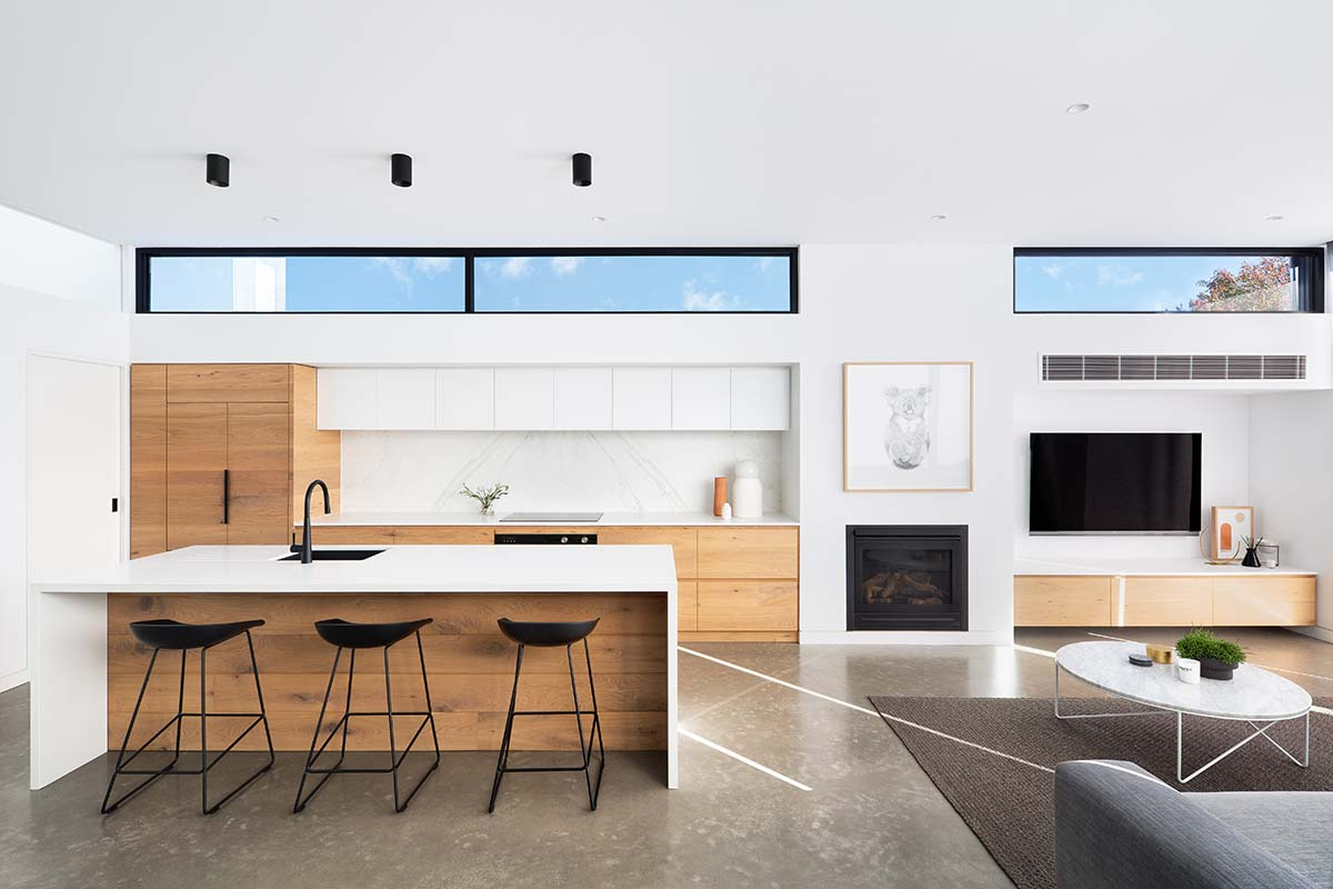 Residential Architects Melbourne Dx Projects Architectural Design Kitchen